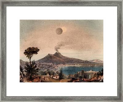 Lunar Eclipse Framed Print
