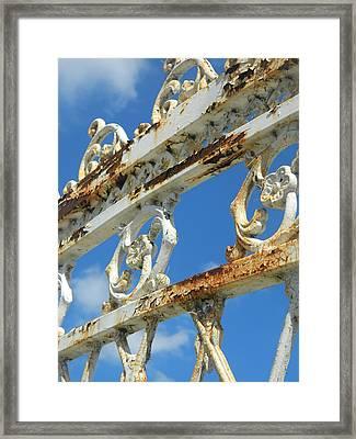 Lunch Break Framed Print by Tara Miller