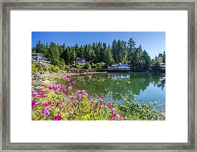 Lund British Columbia Framed Print by Pierre Leclerc Photography