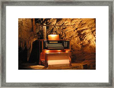 Luray Caverns - 1212131 Framed Print by DC Photographer