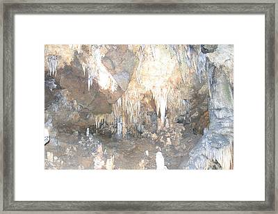 Luray Caverns - 121223 Framed Print by DC Photographer