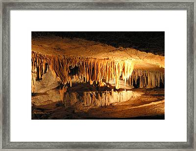Luray Caverns - 121257 Framed Print by DC Photographer