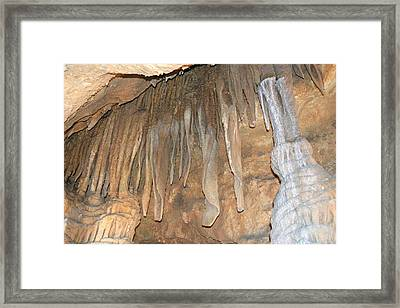 Luray Caverns - 121269 Framed Print by DC Photographer
