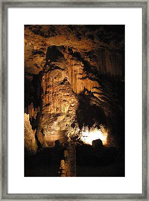 Luray Caverns - 121275 Framed Print by DC Photographer