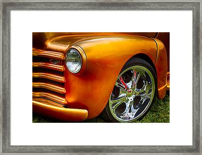 Luscious Curves Framed Print by Jeff Sinon