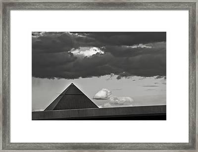 Luxor-3 Framed Print