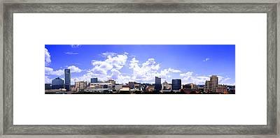 Lwp0006 Framed Print by Lee Wolf Winter