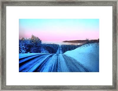 Lwv50007 Framed Print