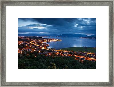 Lyle Hill Framed Print