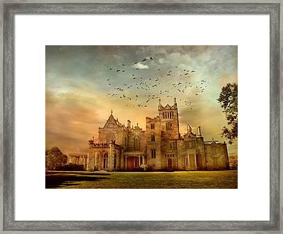 Lyndhurst Estate Framed Print by Jessica Jenney