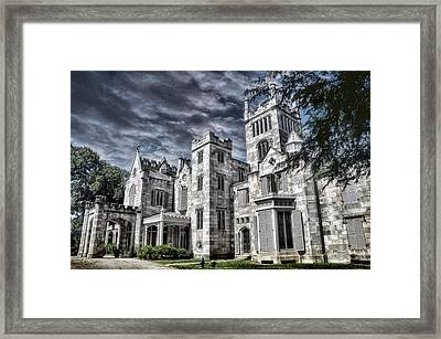 Lyndhurst Up Close And Personal Framed Print