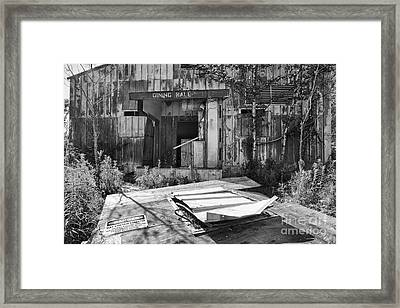 Lyndonville Air Force Station - East Mountain East Haven Vermont Framed Print by Erin Paul Donovan
