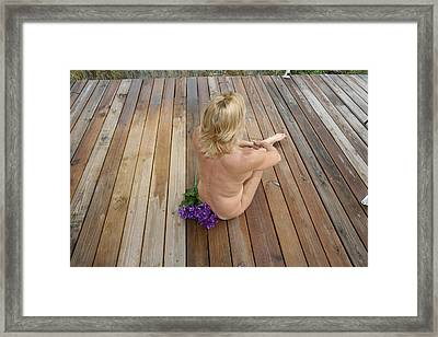 Lynnie 039 Framed Print