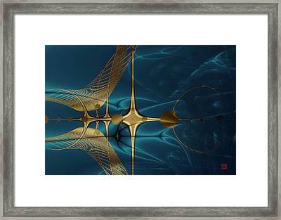 Lyra Framed Print