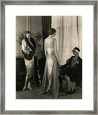 Lyssie Pero Framed Print