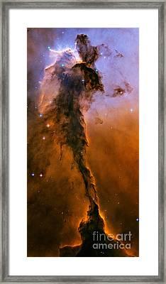 M16 Ngc 6611 Eagle Nebula Framed Print