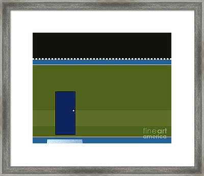 Ma-075 Framed Print by Darla Wood