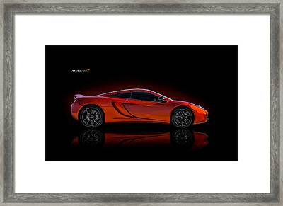 Mac Daddy Framed Print by Douglas Pittman