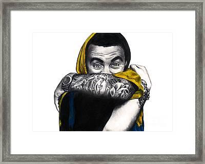 Mac Miller Framed Print