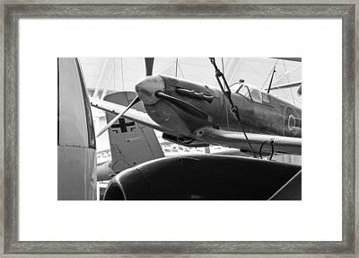 Machines Of War Framed Print by Ross Henton