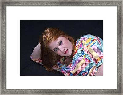 Mackenzie Framed Print by Sean Griffin