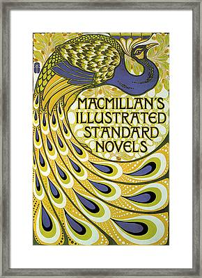 Macmillans Illustrated Standard Novels Framed Print by A Turbayne