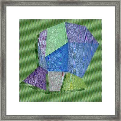 Madison Framed Print