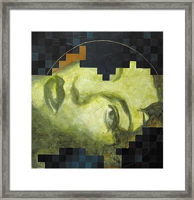 Madonna 1 Framed Print by Sandra Cohen