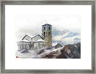 Madriu Perafita Claror Valley Framed Print