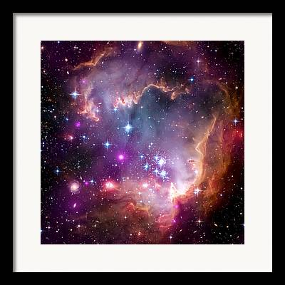 Magellanic Framed Prints