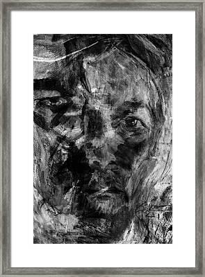Framed Print featuring the digital art Magi by Jim Vance