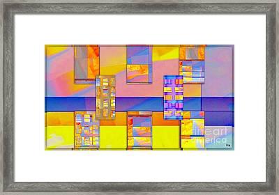 Magia Artistica Framed Print by Halina Nechyporuk