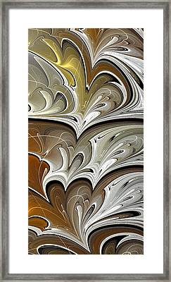 Magic Armour Framed Print by Anastasiya Malakhova