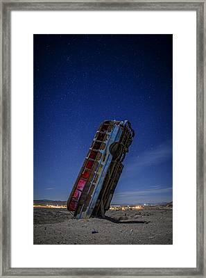 Magic Bus II Framed Print by Rick Berk