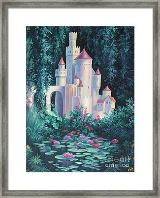 Magic Castle Framed Print