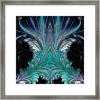 Magic Doors Framed Print