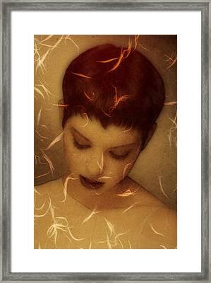 Magic Framed Print by Gun Legler