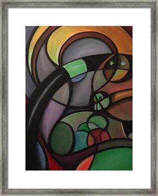 Magic Jack Framed Print by D August