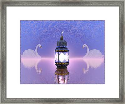 Magic Lantern Framed Print