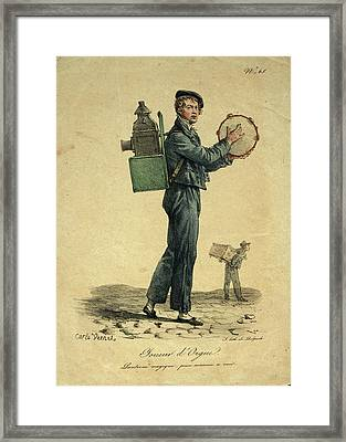 Magic Lantern Framed Print by Museum Of The History Of Science/oxford University Images