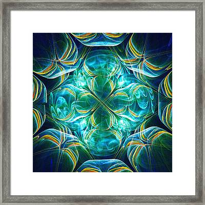 Magic Mark Framed Print by Anastasiya Malakhova