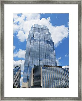 Magic Mirror In The Sky Framed Print