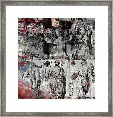 Magic Moonlight - B Framed Print by Corporate Art Task Force