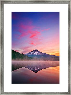 Magic Morning Framed Print by Darren  White