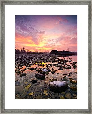 Magic Morning II Framed Print