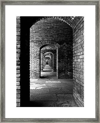 Magic Portal Framed Print by Robert McCubbin