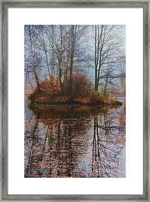 Magic Reflection Framed Print