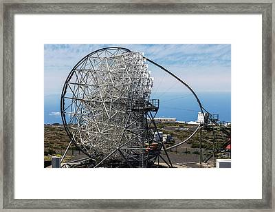 Magic Telescope Framed Print by Alfred Pasieka