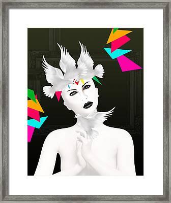 Magical 2 Framed Print by Mark Ashkenazi