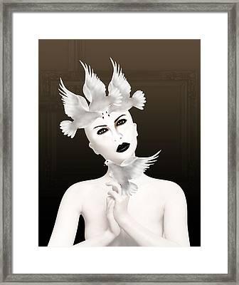 Magical 3 Framed Print by Mark Ashkenazi